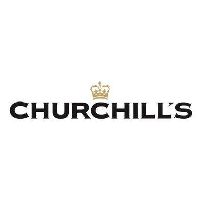 churchill's logo