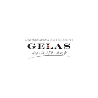 Gélas logo