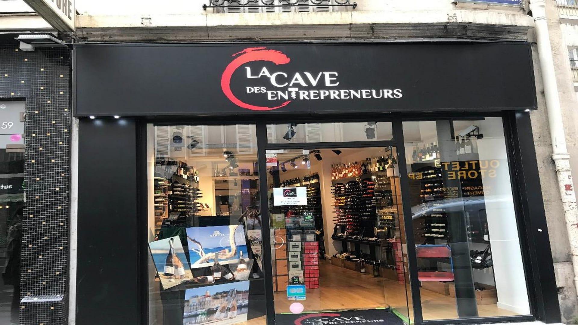 La Cave des Entrepreneurs