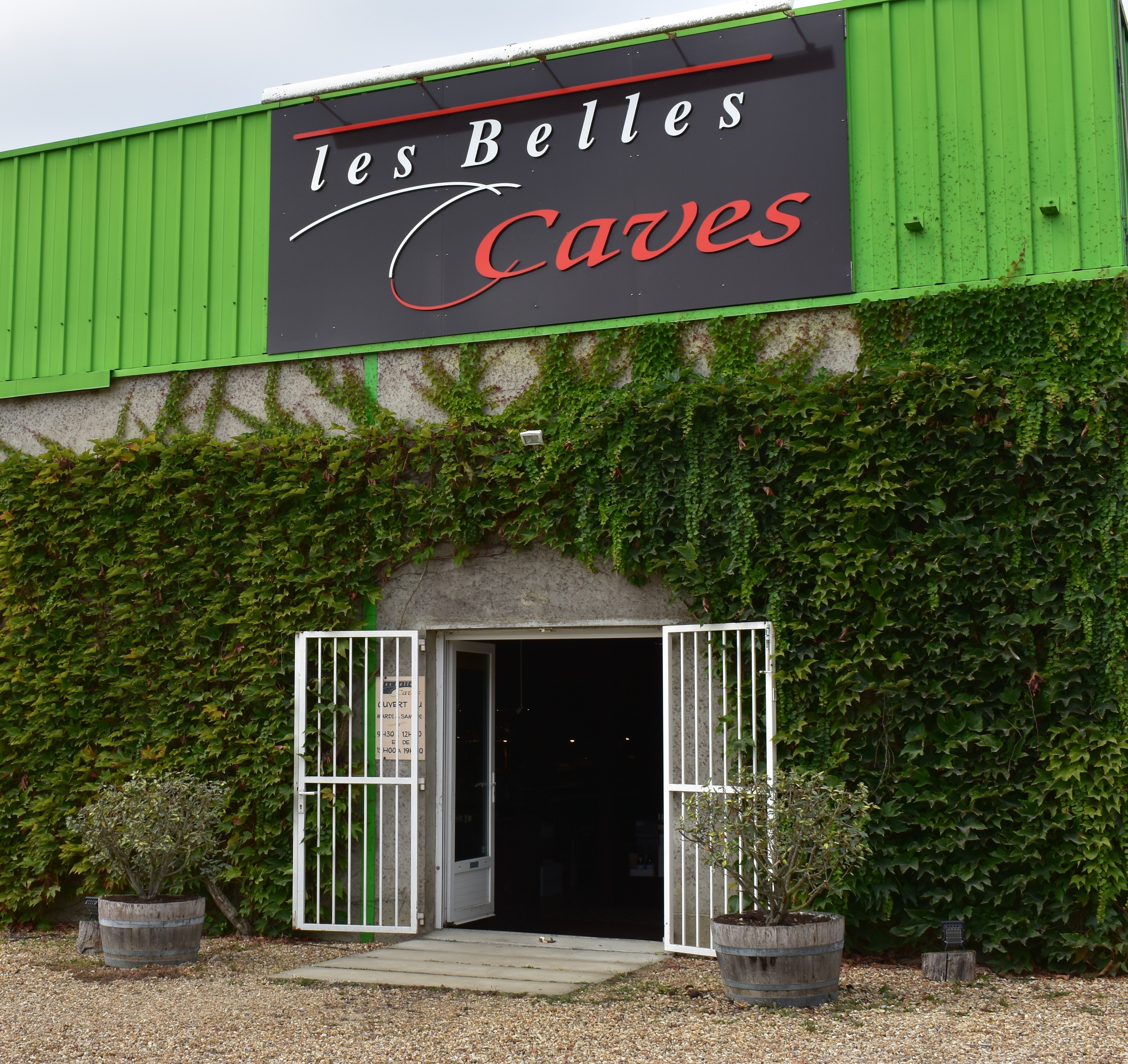 Les Belles Caves Charentilly