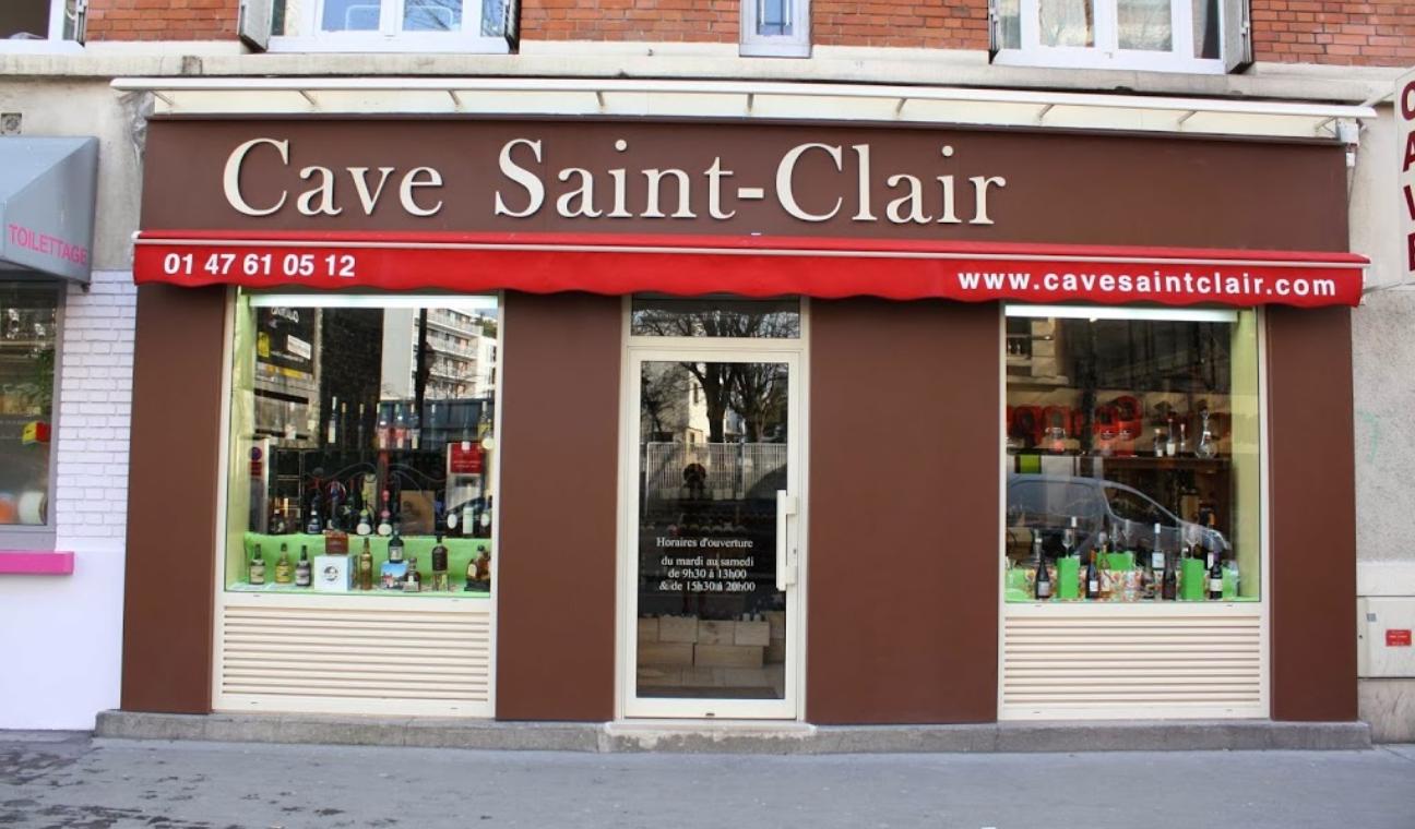 Cave Saint-Clair