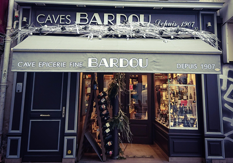 Caves Bardou - Gare de l'est