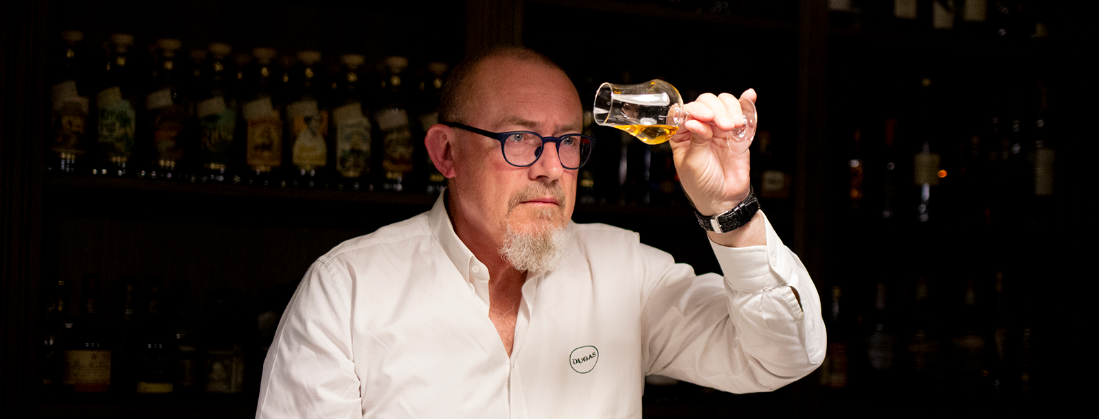 Eric Delrue Brand Ambassadeur Whisky Dugas Club Expert Spiritueux