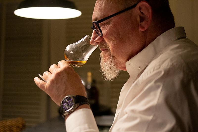 Eric Delrue Brand Ambassadeur Whisky Dugas