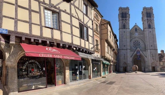 Cellier Saint Vincent