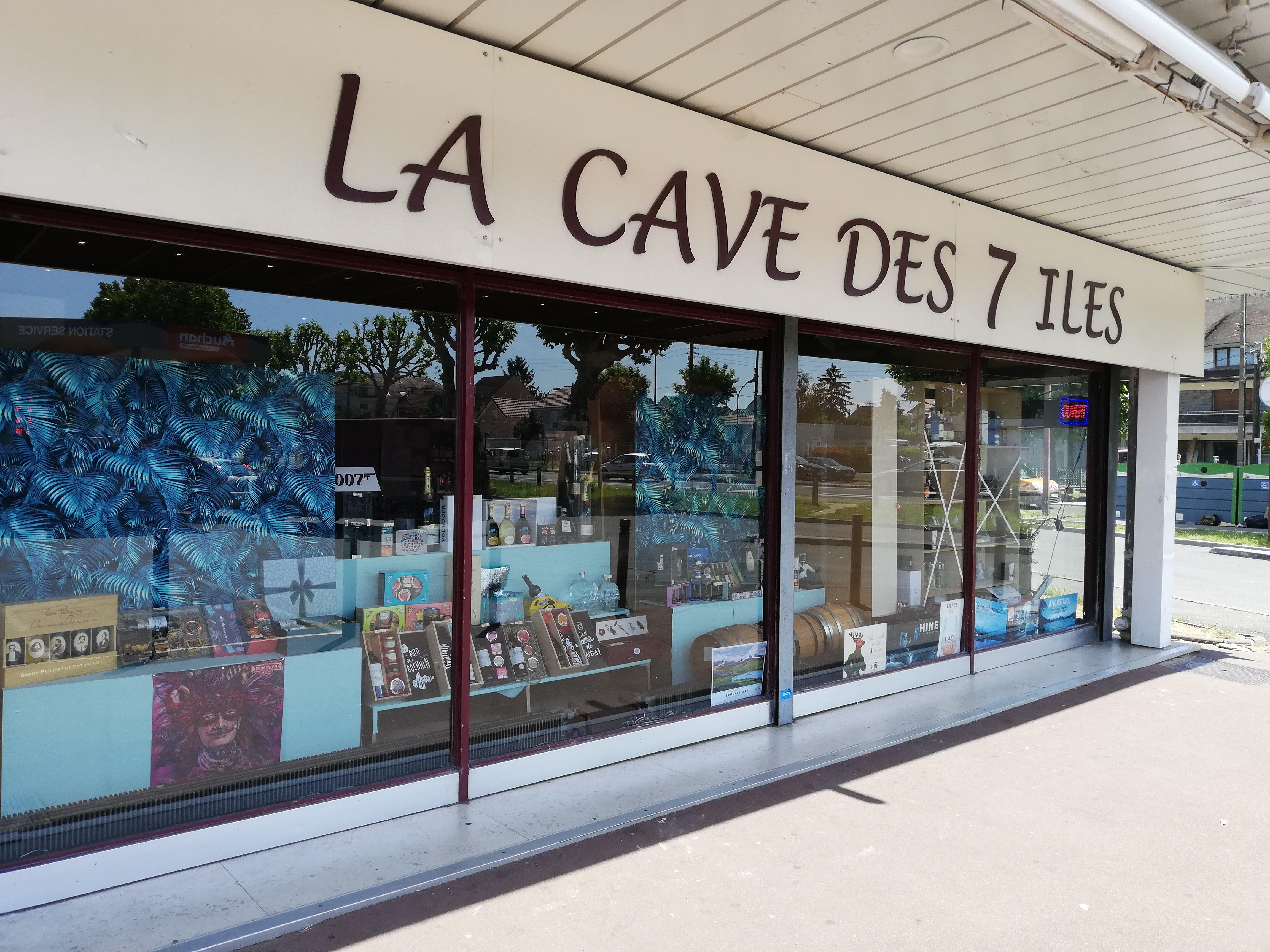 La Cave des 7 îles