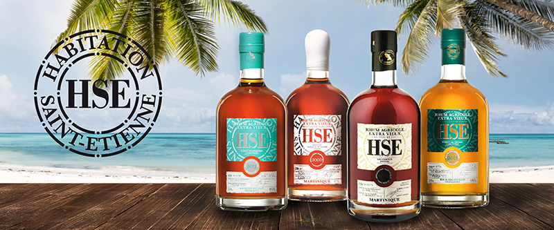 HSE Finition du monde Rhum