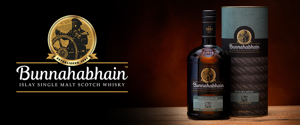 Bunnahabhain stiureadair whisky ecossais single malt Dugas Club Expert