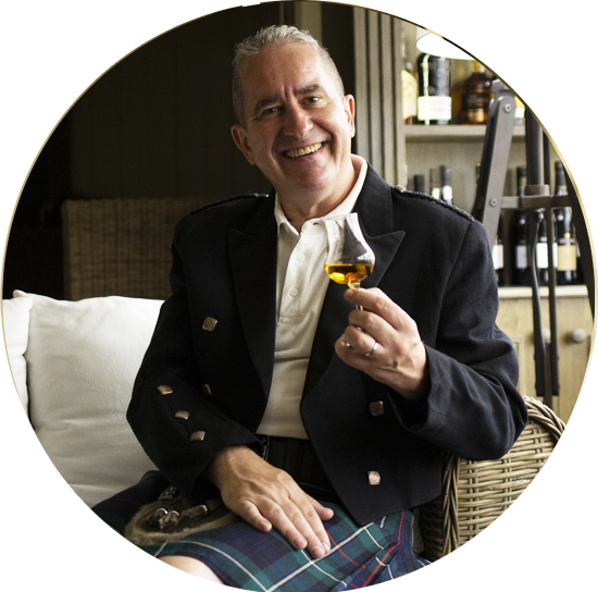 Mot Expert Donald MacKenzie Whisky Dugas