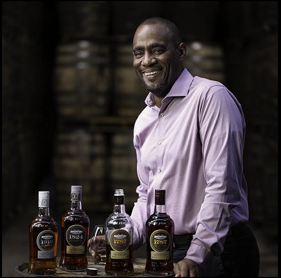 Mot Expert John Georges - Master Distiller Angostura Ambassadeur Rhum Dugas