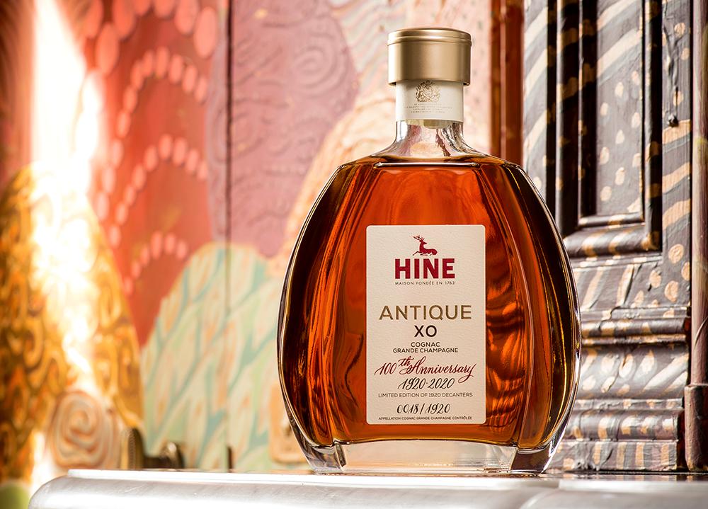 Hine cognac 100 eme anniversaire dugas club expert antique XO antique.jpg