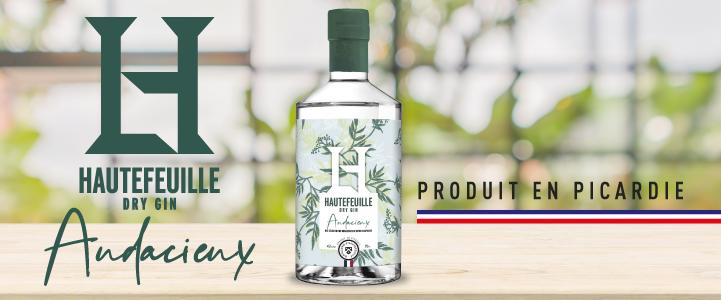 Gin distillerie Hautefeuille_Audacieux dugas Club Expert