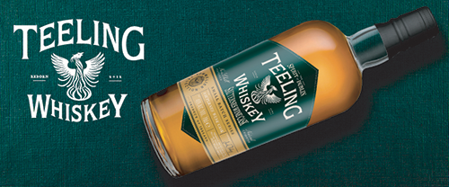 Teeling whiskey irlandais sauternes wine cask