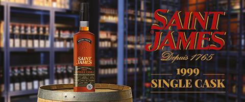 Saint James Single Cask 1999