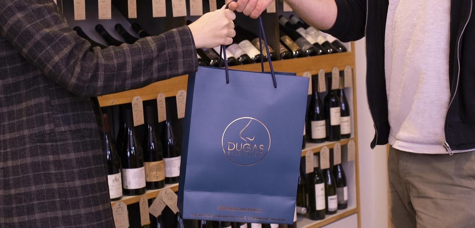 dugas Club Expert boutique en ligne spiritueux caviste partenaire