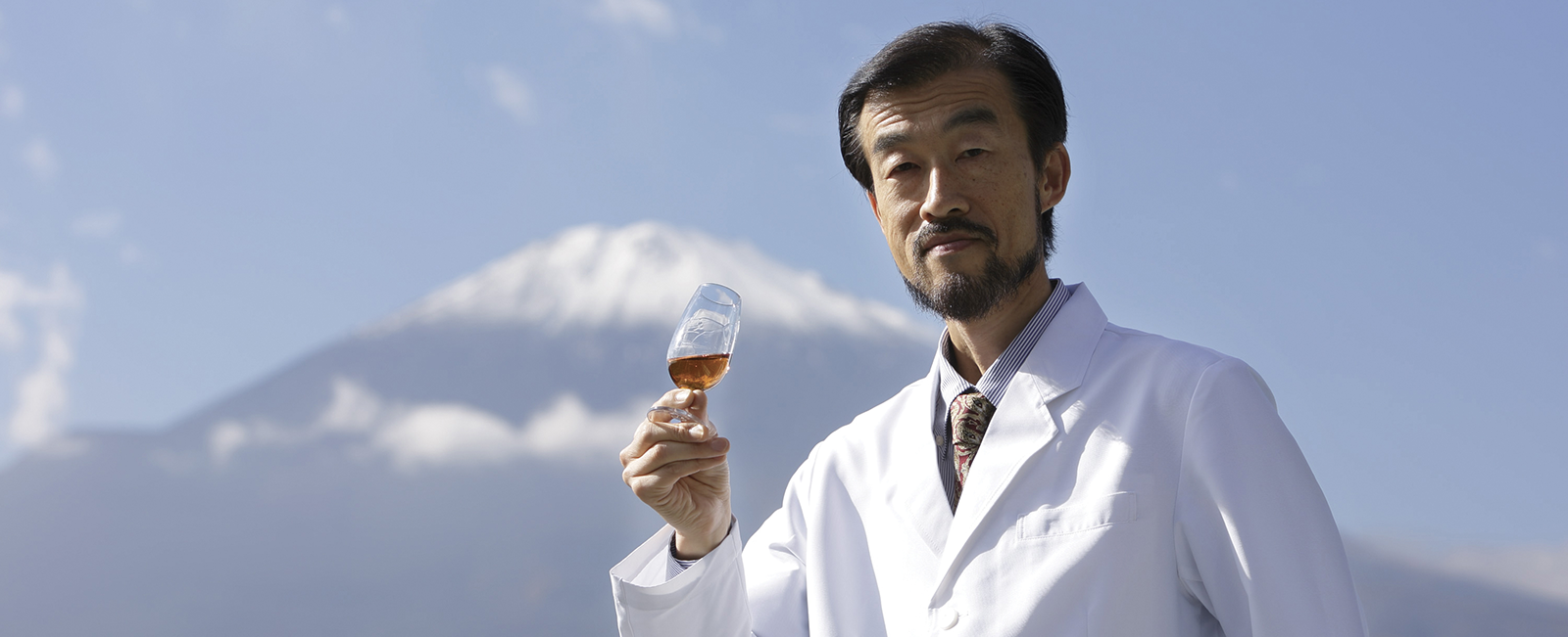 Jota TANAKA - KIRIN Maitre distillateur whisky japonais Dugas club Expert