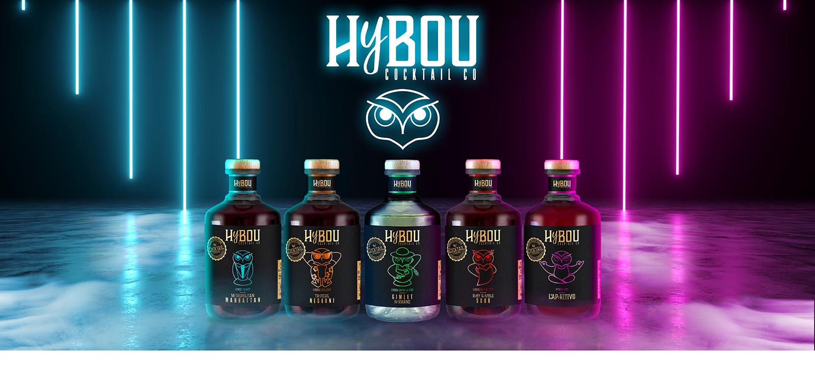 Hybou Cocktails Co Premium Dugas Club Expert